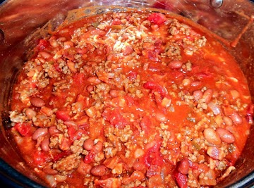 Bacon Chili Recipe