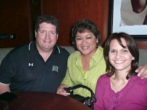 Photo: Calf Call with visiting JD & Kinda Shy. Ronnie. Bar Louie Tavern & Grill. Anaheim, CA. 3/26/2009 • Photo courtesy of hawnstln