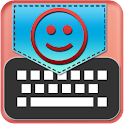 Color Emoji Keyboard pro icon
