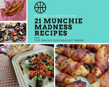 21 Munchie Madness Recipes