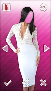 Woman Dress Photo Montage screenshot 4