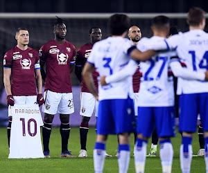 Serie A : Le Torino et la Sampdoria partagent l'enjeu