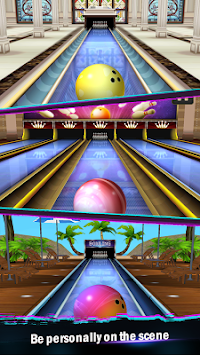 3D Bowling Master