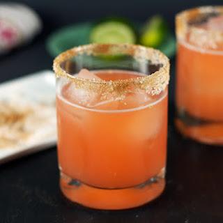 Grapefruit-Aperol Margarita