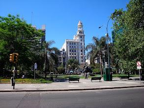 Photo: Montevideo = Plaza de Entrevero