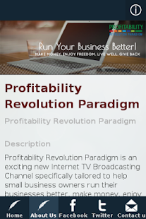 Profitability Revolution Para- screenshot thumbnail