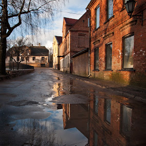 by Eriks Zilbalodis - City,  Street & Park  Historic Districts