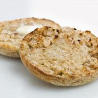 Whole Wheat English Muffins
