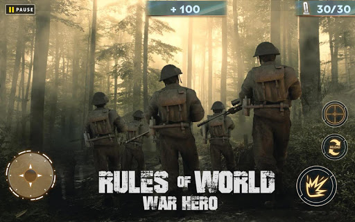 Rules Of World War Hero 1.1 Screenshots 1