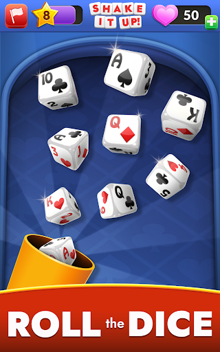 SHAKE IT UP! Dice Poker android2mod screenshots 8