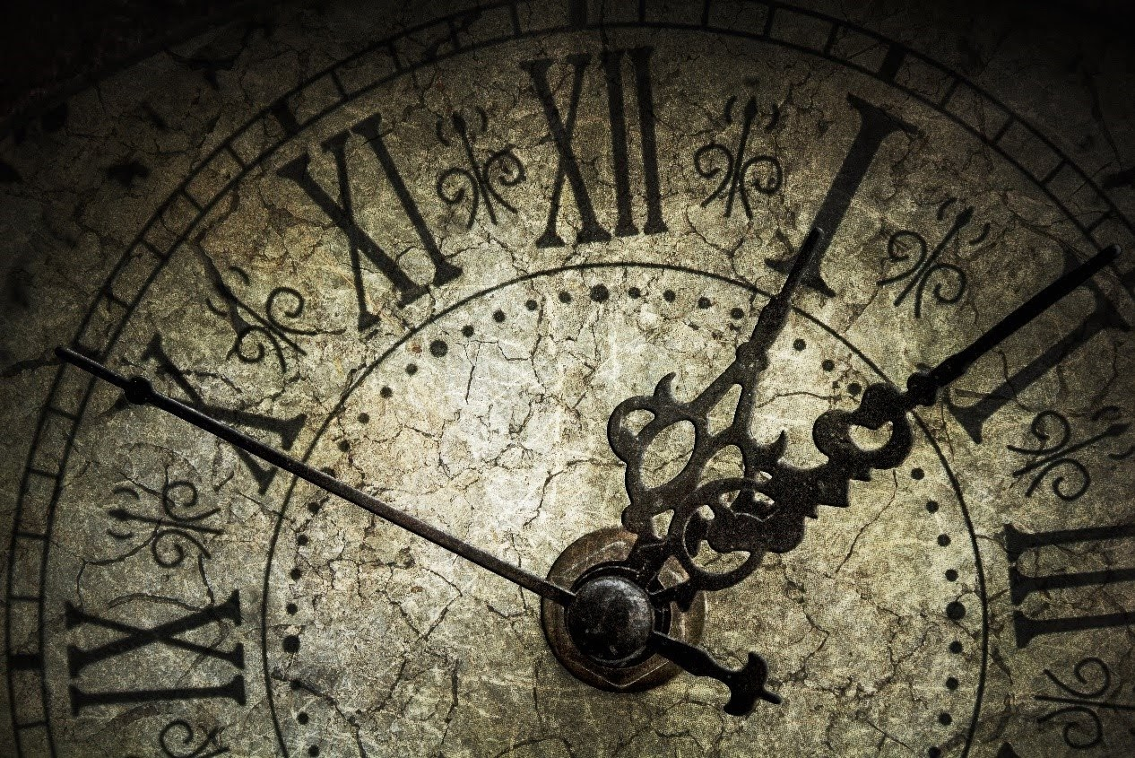 Daylight Saving Time (DST) Ends