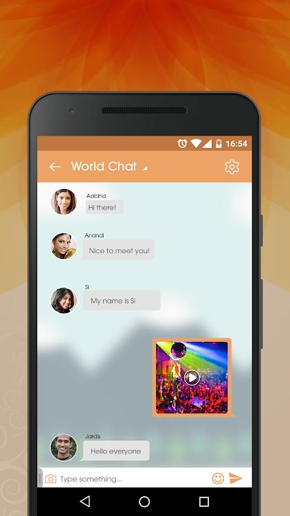 Indian dating app för Android
