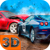 Destruction Derby Race 3D