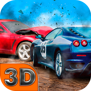 Destruction Derby Race 3D for PC and MAC