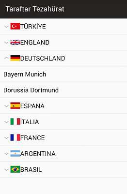 Football Fan Chants - screenshot