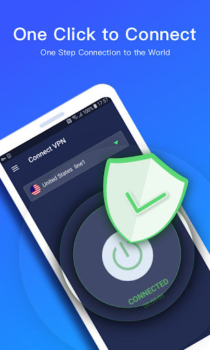 Connect VPN — Free, Fast, Unlimited VPN Proxy screenshot 4