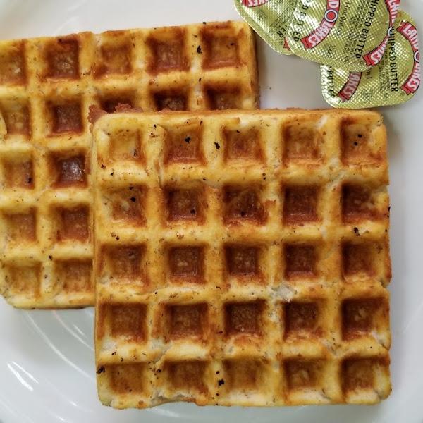 GF Belgian waffles!