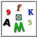 Letters & Numbers icon