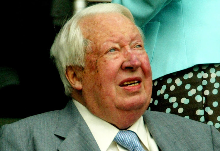 Late British prime minister Edward Heath. Picture: REUTERS