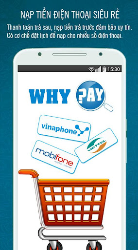 Whypay: Mobile Billing & Topup  1