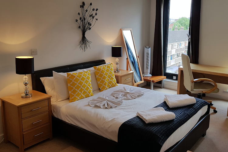 2 bedroom apartment at Southwark Executive