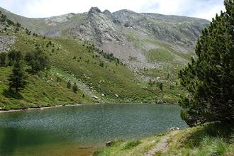 Photo: Andorra:  estany de les Truites o de Comapedrosa
