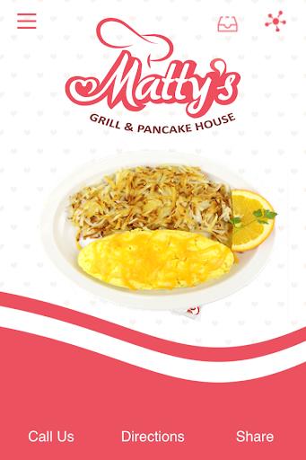 玩免費遊戲APP|下載Matty's Grill & Pancake house app不用錢|硬是要APP