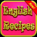Recipes in English icon