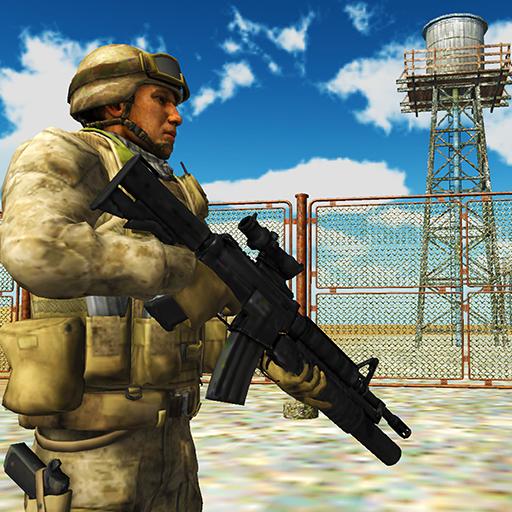 Commando Shooter Base Attack