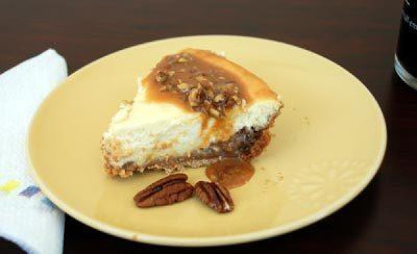 Caramel Pecan Cheesecake Recipe