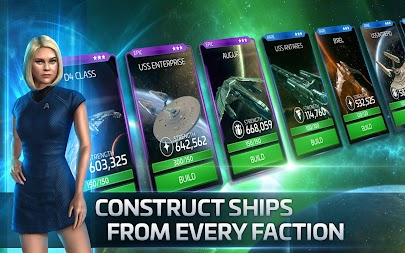 Star Trek™ Fleet Command APK screenshot thumbnail 12
