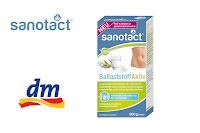 Angebot für sanotact BallaststoffAktiv im Supermarkt - Sanotact