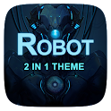 (FREE) Robot 2 In 1 Theme icon
