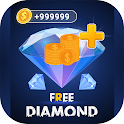 Spin and Win Diamonds - Redeem Code, Earn Money💎 icon