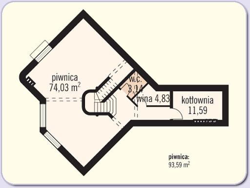 Heliodor G - Rzut piwnicy