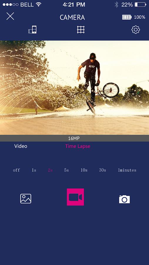 Action Camera v1.1- screenshot