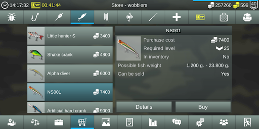 My Fishing World - Realistic fishing screenshots 8