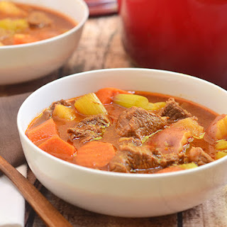 Homestyle Beef Stew.