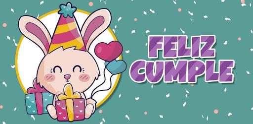 Crear Tarjetas De Feliz Cumpleaños Stickers Aplicaciones