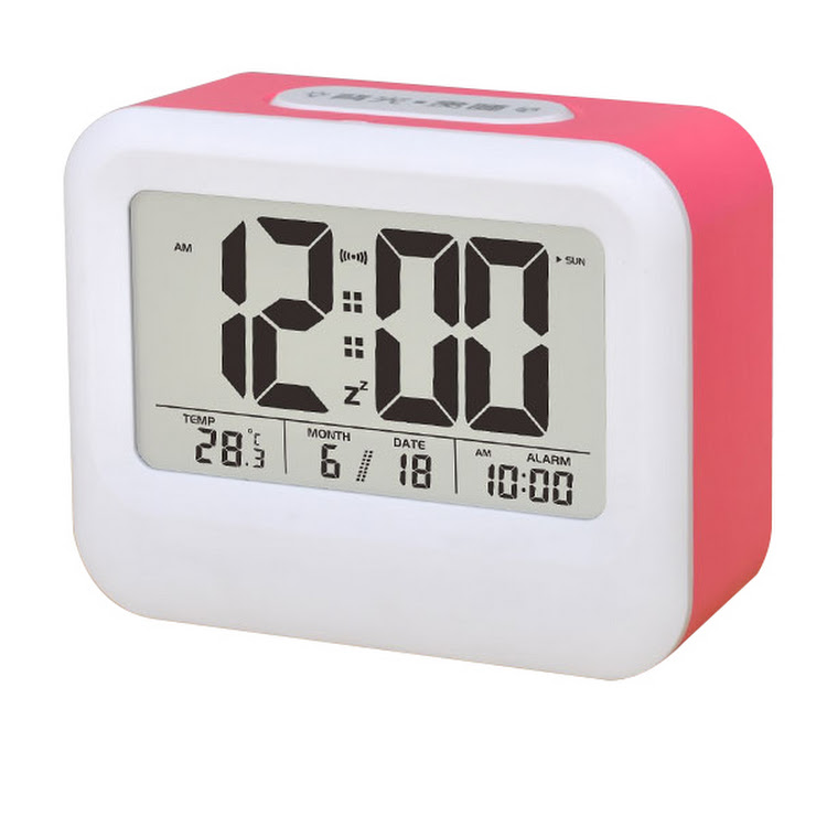 Version 2 Smart LED Digital Alarm Clock