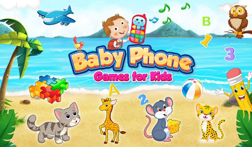 Baby Phone Games For Kids v1.0.0