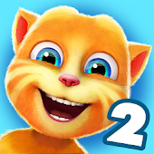 Talking Ginger 2 Android APK Download Free By Outfit7 Limited