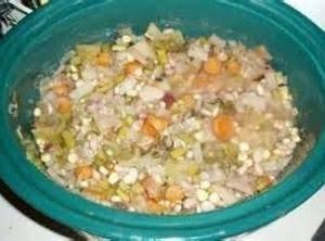 16-bean Soup In Crockpot