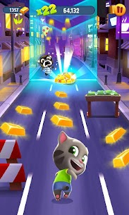 Talking Tom Gold Run Mod Apk 4.9.0.845 (Unlimited Money) 5