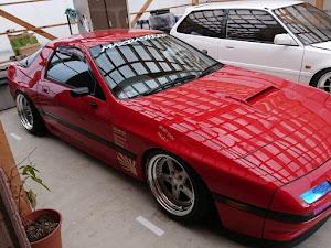 RX-7 FC3S GT-limitedのミラーのカスタム事例画像 TIRE PRINT FACTORY さんの2019年01月12日21:38の投稿