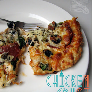 Chicken Pizza Crust