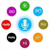 Universal Voice Translator : Voice & Text