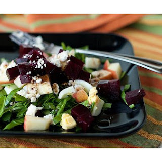 Chopped Beet Salad