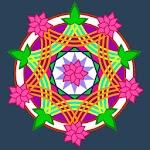 Asal Diwali Rangoli Offline