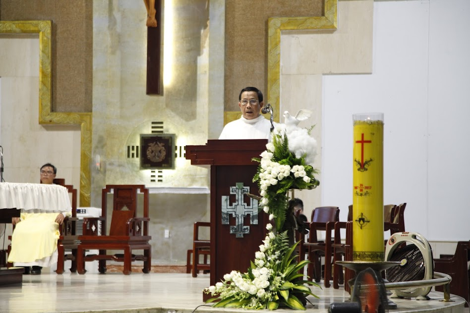 Mừng bổn mạng Ban Thừa tác viên Thánh Thể 2019